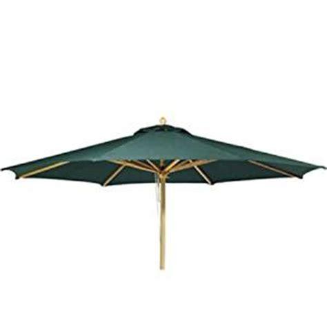 Patio Umbrellas B Q 9 Ft Umbrella Canopy Replacement Green Patio Umbrellas Patio Lawn Garden