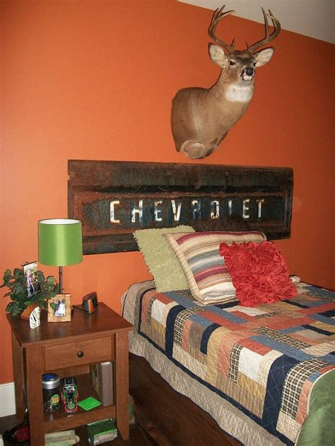 diy headboards for boys 11 best images about tailgate headboard on