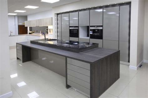 Pro Norm by Exdisplay Pronorm German Kitchen With Granite Worktops