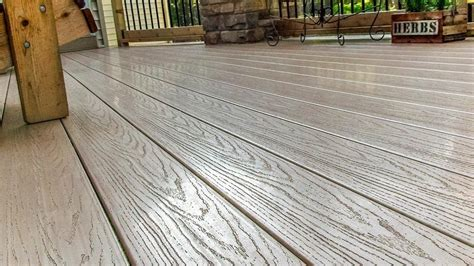 best decking material composite decking reviews what s the best composite