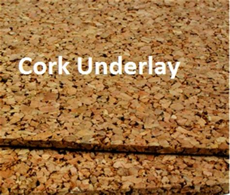 Does Cork Flooring Need Underlay by Cork Underlay Vancouver