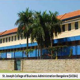 St Joseph College Bangalore Mba Eligibility by St Joseph College Of Business Administration Bangalore
