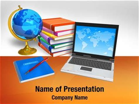 themes in distance education teaching powerpoint templates teaching powerpoint