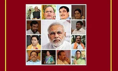 Present Cabinet Ministers by Current Cabinet Ministers Of India All Tips
