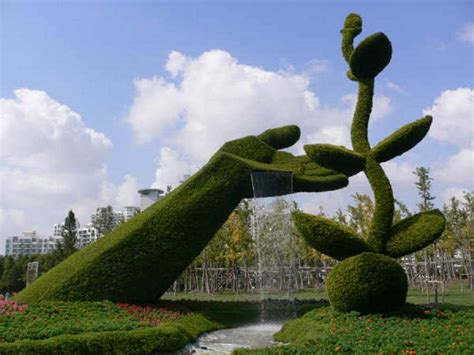 Topiary Gardens by Green Animal Garden Topiary