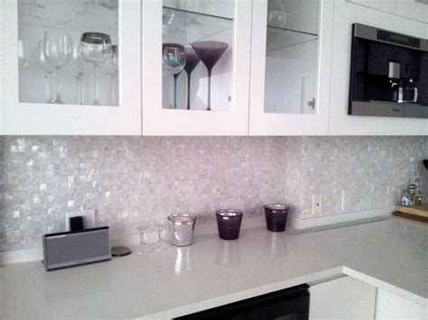 new tiles design for kitchen pure white seamless freshwater mosaic tiles on mesh