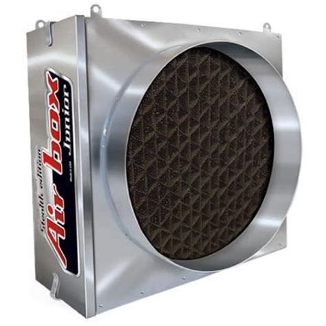 grow room exhaust fan buy air box jr 10 quot exhaust fan coco all green