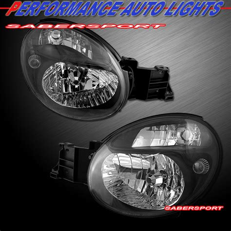 eagle eye subaru pair eagle eyes black housing headlights for 2002 2003