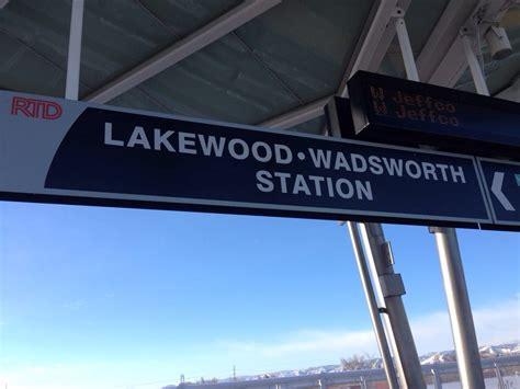 Wadsworth Light Rail Station Train Stations 1298