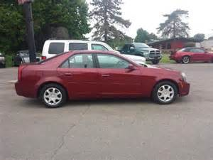 Cadillac Toledo Oh Cadillac Cts Burgundy With Pictures Mitula Cars