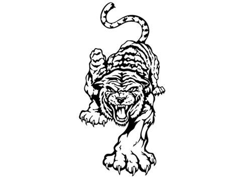 tiger tattoo vorlagen  ultra coole tiger tattoo ideen