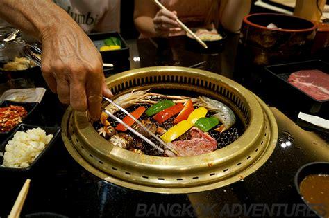 Hajime Robot Restaurant Bangkok: Japanese BBQ Served By