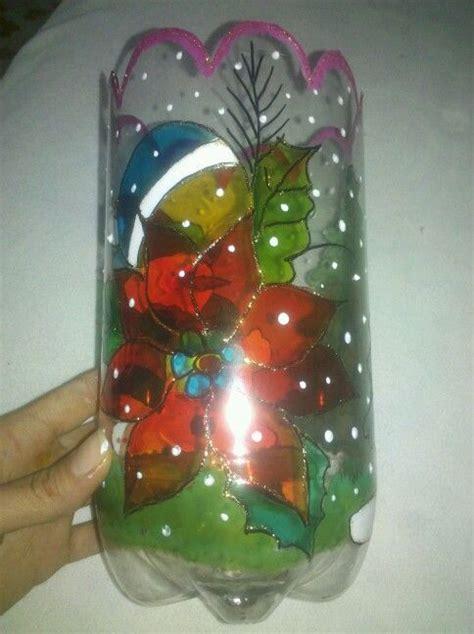 faroles en botellas plasticas de gaseosa faroles de botellas imagui