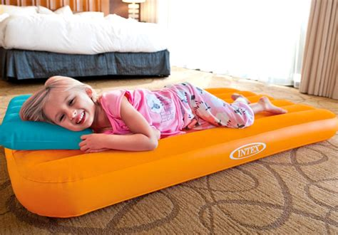 children s inflatable bed hot 10 40 reg 40 intex kids inflatable bed