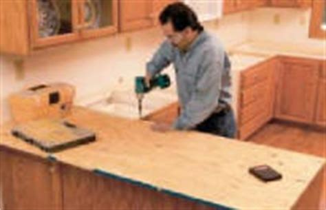 Installing Corian Countertops How Install Corian Type Solid Surface Countertops