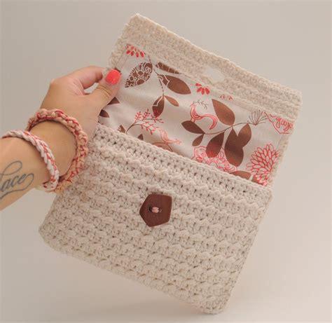 crochet pattern clutch purse 423 best crochet bags purses images on pinterest