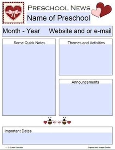 newspaper theme preschool 1000 images about classroom forms on pinterest lesson