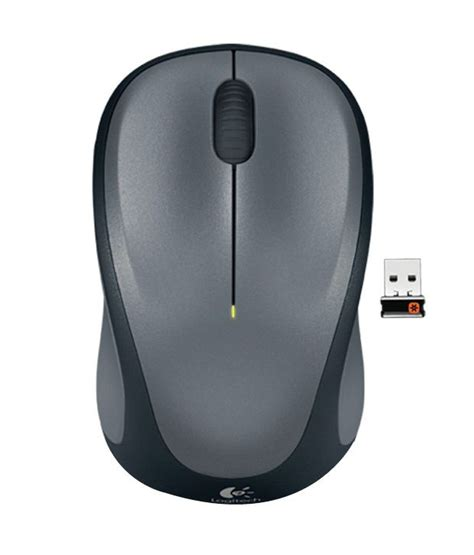 Mouse Logitech Wireless M235 logitech wireless mouse m235 black buy logitech wireless