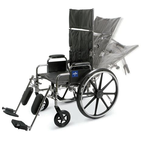 reclining wheelchair reviews medline excel reclining wheelchair reclining back