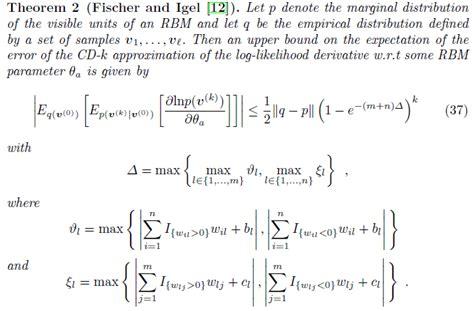 progress in pattern recognition image analysis computer 科学网 受限玻尔兹曼机 rbm restricted boltzmann machines 浅介 吴建军的博文