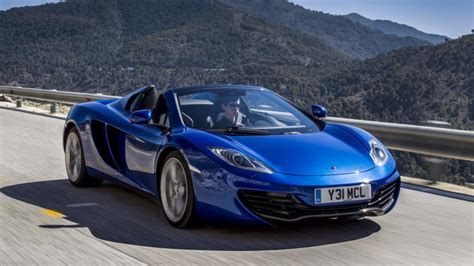 mclaren mp4 12c top gear drive mclaren mp4 12c spider top gear