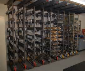 Shop The Rack Custom Tool Storage System Simplifies Setups Modern