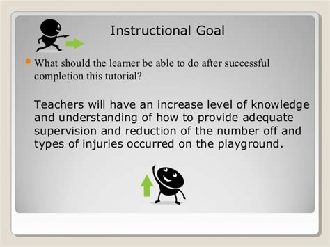 web based tutorial web based tutorial the essence of playground safety