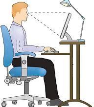posture au bureau l ergonomie contre les douleurs au bureau le manageur
