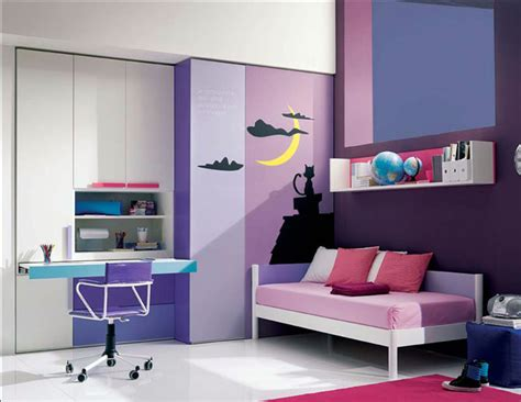 purple teenage bedroom ideas 2010 08 purple decorative teenage girl bedroom fantastic