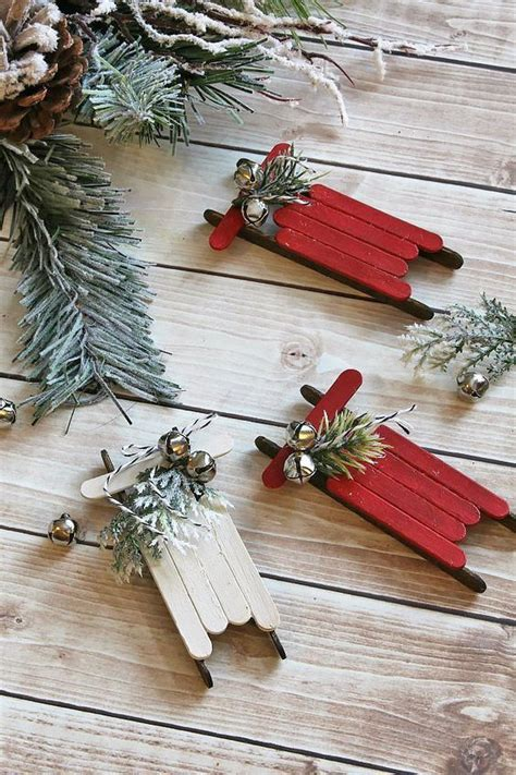 ideas  country christmas crafts  pinterest