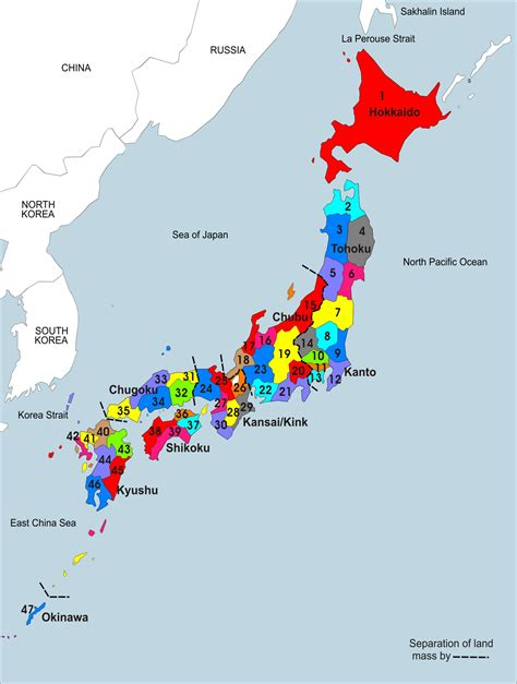 map japan japan map free large images