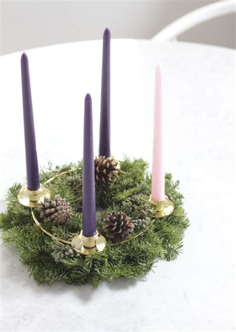 creative simple advent wreath 25 best ideas about diy advent wreath on advent wreaths advent wreath candles and