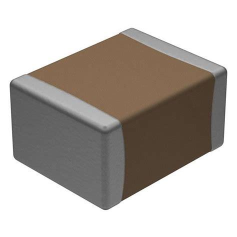 vishay x7r capacitor vj1210y103kxeat5z vishay vitramon capacitors digikey