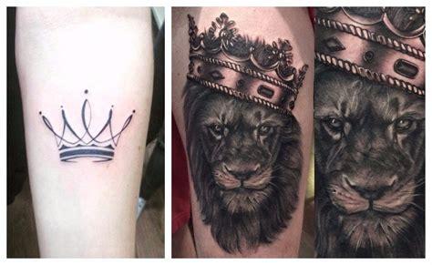tatuajes de coronas para reyes y reinas 161 que corra la