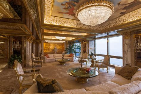 trump tower new york penthouse donald trump s net worth is 3 7 billion wall street sponge