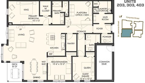 four different floor plans 118onmunjoyhill com 118onmunjoyhill com