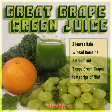Detox Water Recipes Grapes by Great Grape Green Juice Recipe Delicious Http Www