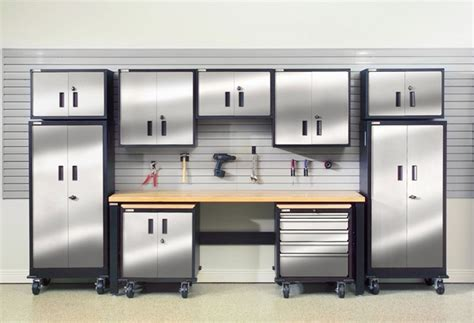 best garage storage cabinets garage cabinets how to choose the best garage storage
