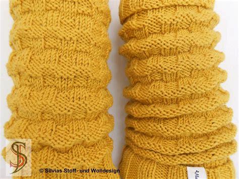 stricken beinstulpen beinstulpen aus cool wool big grossa