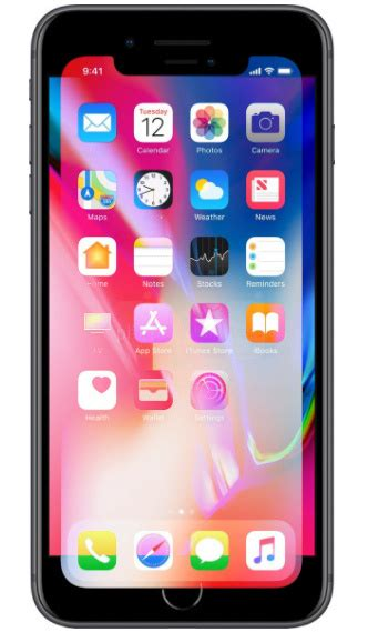 iphone x ecran mai mic decat iphone 8 plus idevice ro