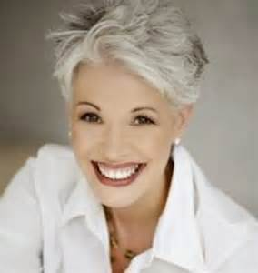 hair styles for white haired 90 year olds the color advisor transitioning to gray hair