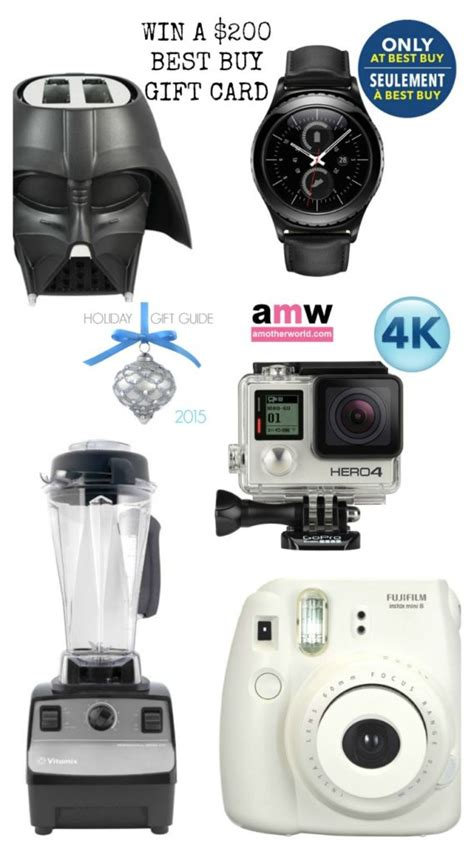 Best Buy Holiday Giveaway - holiday gift guide best gift ideas at best buy amotherworld