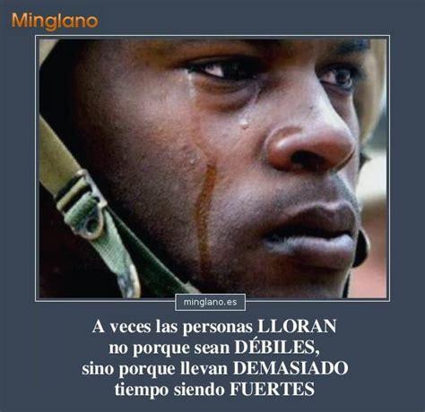 imagenes sobre llorar frases para personas que est 193 n llorando
