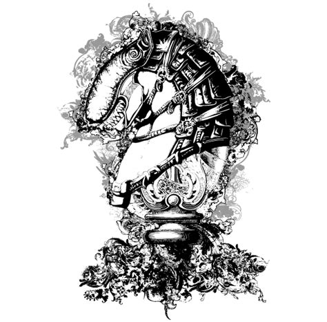 design t shirt vector free horse tech vector for t shirt designs download free