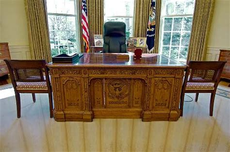 white house oval office desk resolute desk the coinologist