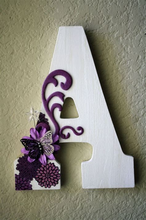 Letter Decoration Ideas 25 Best Ideas About Decorate Wooden Letters On Decorating Wooden Letters Decorated