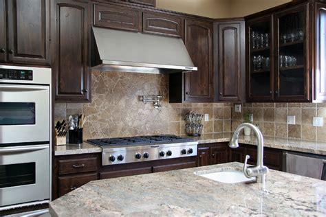 Images Of Kitchen Backsplash Tile Hegle Tile Kitchens Tile Backsplash Medallions And