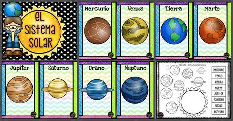 imagenes educativas del sistema solar nuestro sistema solar imagenes educativas