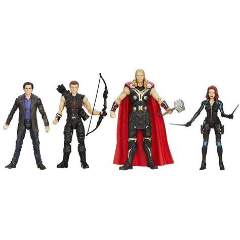 Pajangan Figure Marvel Set 6 6 quot legends figure pack