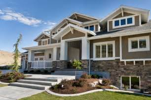 Exterior Pictures Of Homes - modified telluride by candlelight homes traditional exterior salt lake city by